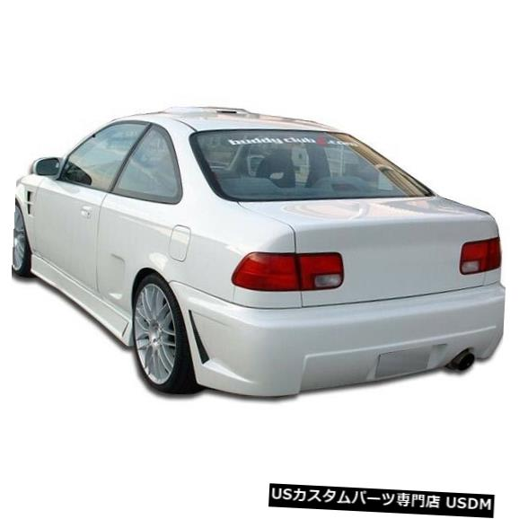Rear Bumper 96-00 Honda Civic 2DR B-2 Duraflexリアボディキットバンパー!!! 105538 96-00 Honda Civic 2DR B-2 Duraflex Rear Body Kit Bumper!!! 105538