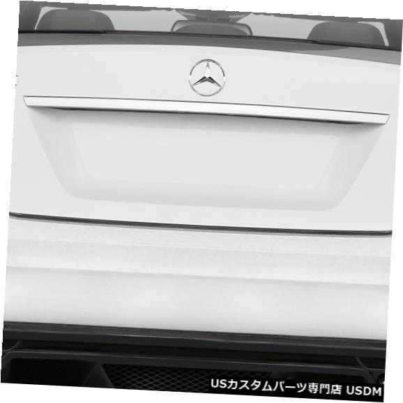 Rear Bumper 12-14メルセデスC63ブラックシリーズルックDuraflexリアボディキットバンパー!!! 113919 12-14 Mercedes C63 Black Series Look Duraflex Rear Body Kit Bumper!!! 113919