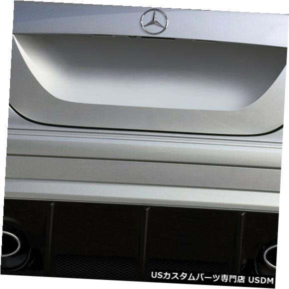 Rear Bumper 03-09メルセデスCLKブラックシリーズDuraflexリアワイドボディキットバンパー!!! 109668 03-09 Mercedes CLK Black Series Duraflex Rear Wide Body Kit Bumper!!! 109668