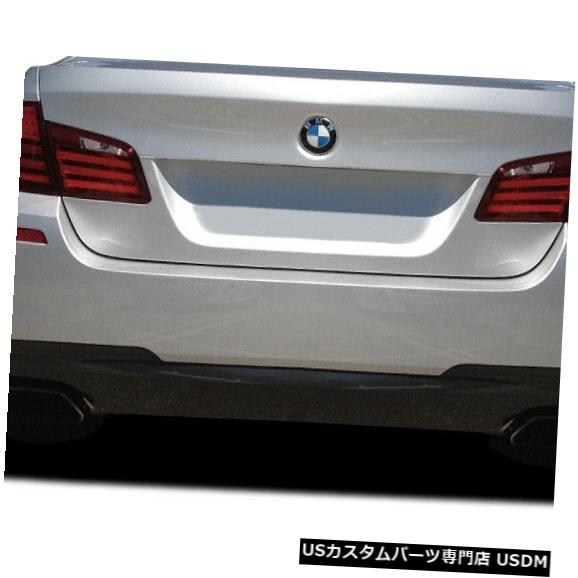 Rear Bumper 11-16 BMW 5シリーズ(PDC 4DR Mなし)Sport Look Vaeroリアボディキットバンパー!!! 112032 11-16 BMW 5 Series w/o PDC 4DR M Sport Look Vaero Rear Body Kit Bumper!!! 112032