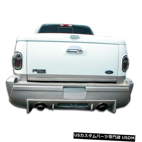 Rear Bumper 97-03フォードF150プラチナデュラフレックスリアボディキットバンパー!!! 101815 97-03 Ford F150 Platinum Duraflex Rear Body Kit Bumper!!! 101815