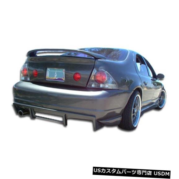 Rear Bumper 95-00ダッジストラタスR33オーバーストックリアボディキットバンパー!!! 101574 95-00 Dodge Stratus R33 Overstock Rear Body Kit Bumper!!! 101574