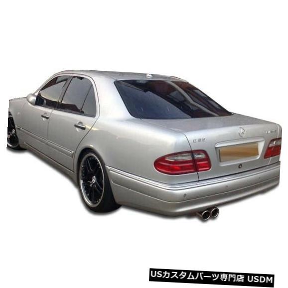 Rear Bumper 96-99メルセデスEクラスAMGルックオーバーストックリアボディキットバンパー!!! 105075 96-99 Mercedes E Class AMG Look Overstock Rear Body Kit Bumper!!! 105075