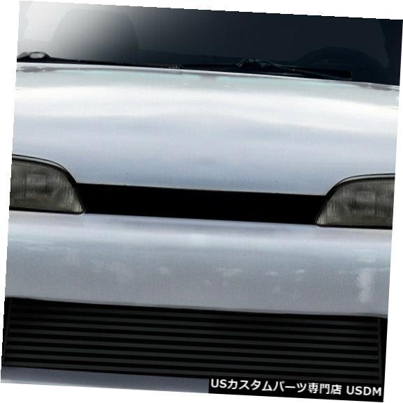 Front Bumper 95-96は日産240SX RBS V1 Duraflexフロントボディキットバンパーに適合 113854 95-96 Fits Nissan 240SX RBS V1 Duraflex Front Body Kit Bumper