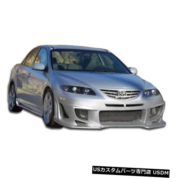 超人気高品質 Front 103304 Bumper Mazda 03-08マツダマツダ6ボンバーデュラフレックスフロントボディキットバンパー!!! 103304 Duraflex 03-08 Mazda Mazda 6 Bomber Duraflex Front Body Kit Bumper!!! 103304, 椎田町:32b45723 --- iamindian.org.in