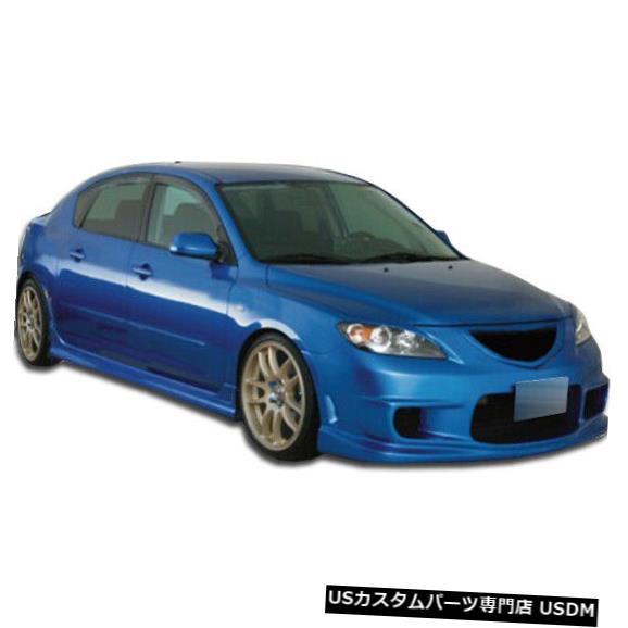 【メーカー包装済】 Front Bumper 04-09マツダマツダ3 4DR I-Spec I-Spec Duraflexフロントボディキットバンパー! 104479 I-Spec!! 104479 04-09 Mazda Mazda 3 4DR I-Spec Duraflex Front Body Kit Bumper!!! 104479, 55%以上節約:9af2560c --- sap-latam.com