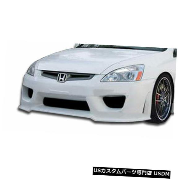 割引発見 Front Bumper 03-05ホンダアコード4DRシグマデュラフレックスフロントボディキットバンパー Sigma!! Front! 103296 03-05 Honda 103296 Accord 4DR Sigma Duraflex Front Body Kit Bumper!!! 103296, RIZING:d9b834a2 --- mail.ciabbatta.com.pl