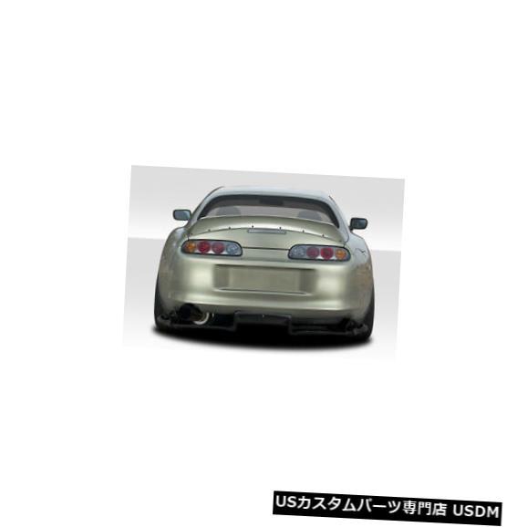 Body Kit-Wing/Spoiler 93-98トヨタスープラレイマーデュラフレックスボディキット-ウィング/スポイル er !!! 113716 93-98 Toyota Supra Raymer Duraflex Body Kit-Wing/Spoiler!!! 113716