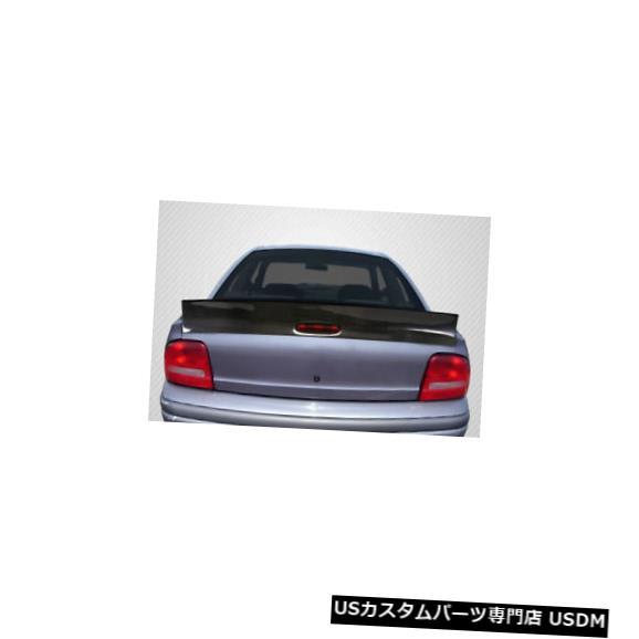Body Kit-Wing/Spoiler 95-99ダッジネオンRBSカーボンファイバークリエーションズボディキット-ウィング/スポイル er !!! 115527 95-99 Dodge Neon RBS Carbon Fiber Creations Body Kit-Wing/Spoiler!!! 115527