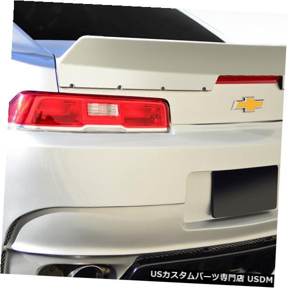Body Kit-Wing/Spoiler 14-15シボレーカマロGTコンセプトデュラフレックスボディキット-ウィング/スポイル er !!! 109798 14-15 Chevrolet Camaro GT Concept Duraflex Body Kit-Wing/Spoiler!!! 109798