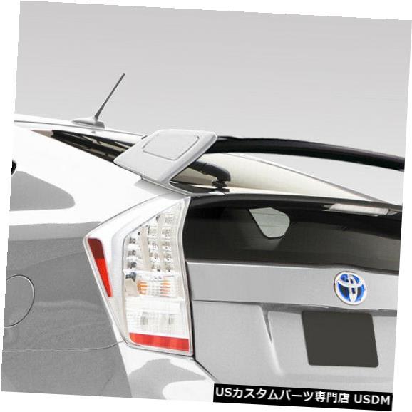 Body Kit-Wing/Spoiler 10-15トヨタプリウスTK-Rデュラフレックスボディキット-ウィング/スポイル er !!! 109383 10-15 Toyota Prius TK-R Duraflex Body Kit-Wing/Spoiler!!! 109383