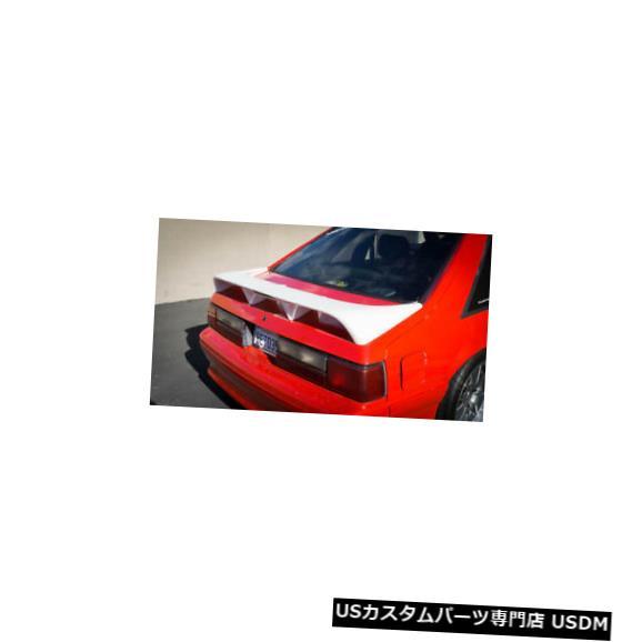 Body Kit-Wing/Spoiler 87-93フォードマスタングTruFiber DCAボディキット-ウィング/スポイル er !!! TF10021-DCA61 87-93 Ford Mustang TruFiber DCA Body Kit-Wing/Spoiler!!! TF10021-DCA61