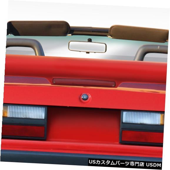 Body Kit-Wing/Spoiler 79-93 Ford Mustang Colt Duraflex Body Kit-Wing / Spoil er !!! 112877 79-93 Ford Mustang Colt Duraflex Body Kit-Wing/Spoiler!!! 112877