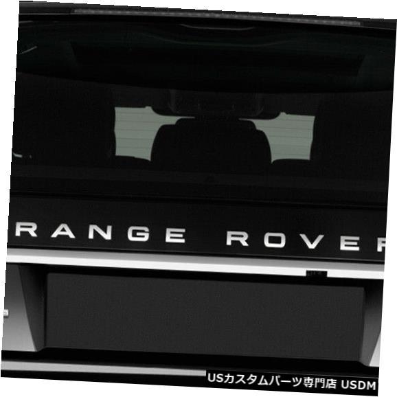 Body Kit-Wing/Spoiler 13-15ランドローバーレンジローバースカイウォークデュラフレックスボディキット-ウィング/スポイル er !!! 113980 13-15 Land Rover Range Rover Skywalk Duraflex Body Kit-Wing/Spoiler!!! 113980
