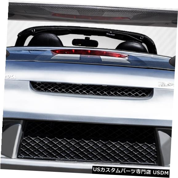 Body Kit-Wing/Spoiler 00-05トヨタMRS TD3000カーボンファイバークリエーションズボディキット-ウィング/スポイル er !!! 113713 00-05 Toyota MRS TD3000 Carbon Fiber Creations Body Kit-Wing/Spoiler!!! 113713