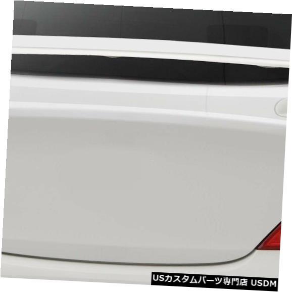 Body Kit-Wing/Spoiler 10-16ヒュンダイジェネシスRS-1デュラフレックスボディキットに適合-ウィング/スポイル 108664 10-16 Fits Hyundai Genesis RS-1 Duraflex Body Kit-Wing/Spoiler!!! 108664