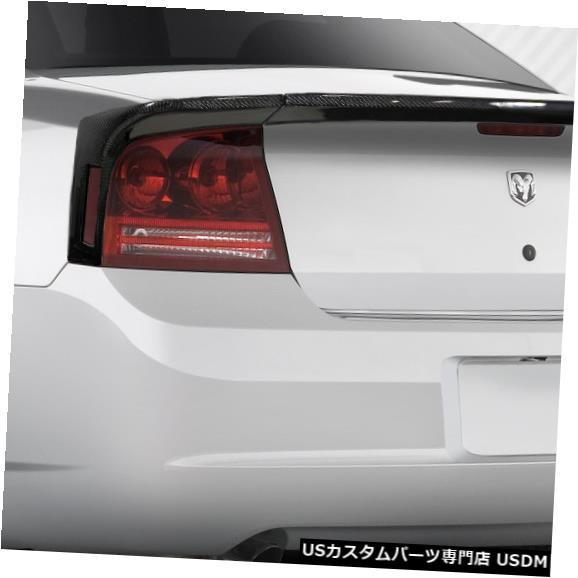 Body Kit-Wing/Spoiler 06-10ダッジチャージャーRKSカーボンファイバークリエーションズボディキット-ウィング/スポイル er !!! 114108 06-10 Dodge Charger RKS Carbon Fiber Creations Body Kit-Wing/Spoiler!!! 114108