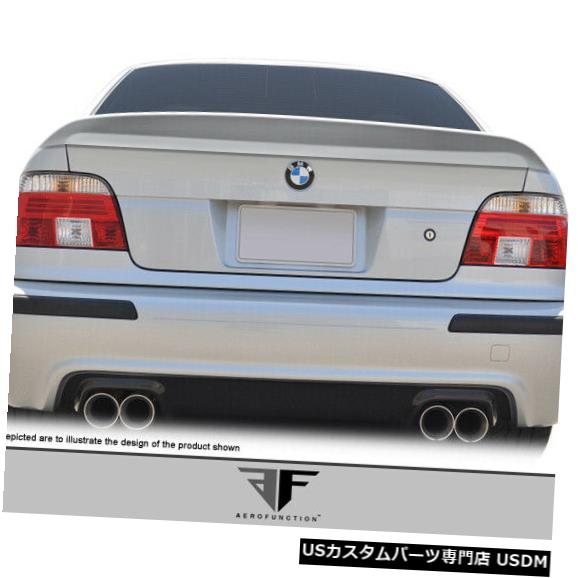 Body Kit-Wing/Spoiler 97-03 BMW 5シリーズ4DR AF-1エアロ機能(GFK)ボディキット-ウィング/スポイル er !!! 107415 97-03 BMW 5 Series 4DR AF-1 Aero Function (GFK) Body Kit-Wing/Spoiler!!! 107415