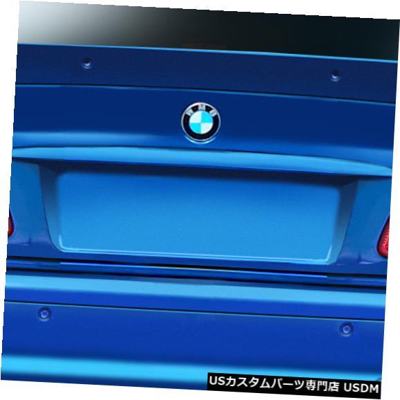 Body Kit-Wing/Spoiler 00-06 BMW 3シリーズサーキットDuraflexボディキット-ウィング/スポイル er !!! 113451 00-06 BMW 3 Series Circuit Duraflex Body Kit-Wing/Spoiler!!! 113451