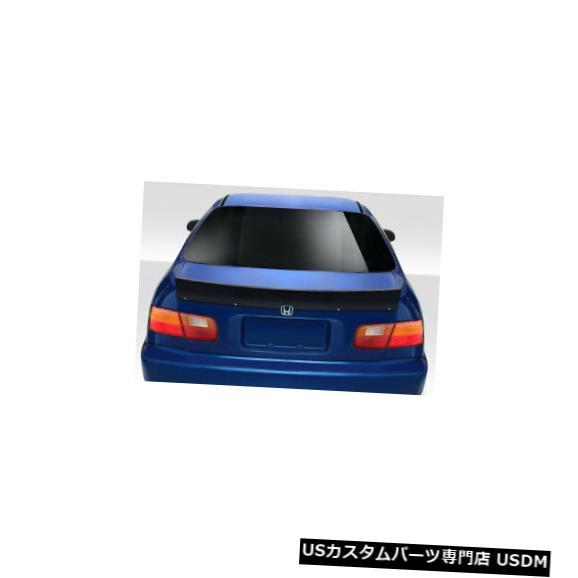 Body Kit-Wing/Spoiler 92-95 Honda Civic RBS Duraflex Body Kit-Wing / Spoil er !!! 114603 92-95 Honda Civic RBS Duraflex Body Kit-Wing/Spoiler!!! 114603