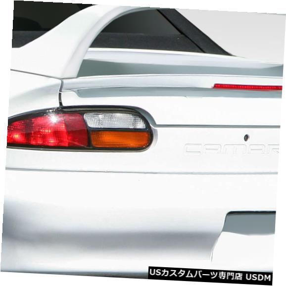 Body Kit-Wing/Spoiler 93-02シボレーカマロスーパーハイデュラフレックスボディキット-ウィング/スポイル er !!! 114091 93-02 Chevrolet Camaro Super High Duraflex Body Kit-Wing/Spoiler!!! 114091