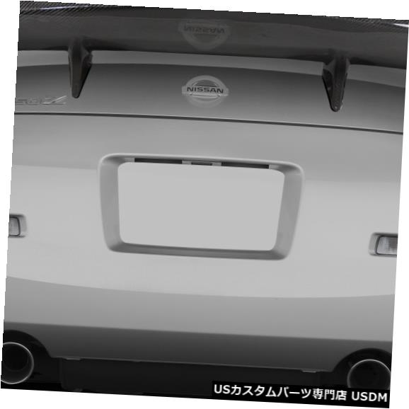 Body Kit-Wing/Spoiler 03-08日産350Z AM-S V2カーボンファイバーボディキットに適合-ウィング/スポイル er !!! 113467 03-08 Fits Nissan 350Z AM-S V2 Carbon Fiber Body Kit-Wing/Spoiler!!! 113467