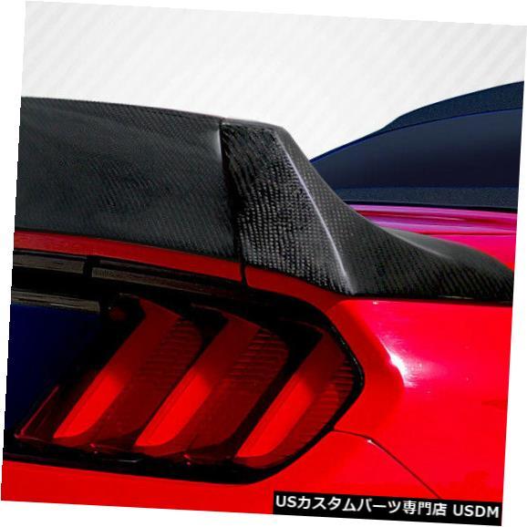 Body Kit-Wing/Spoiler 15-19フォードマスタングコンバーチブルグリッドカーボンファイバーボディキット-ウィング/スポイル er !!! 112638 15-19 Ford Mustang Convertible Grid Carbon Fiber Body Kit-Wing/Spoiler!!! 112638