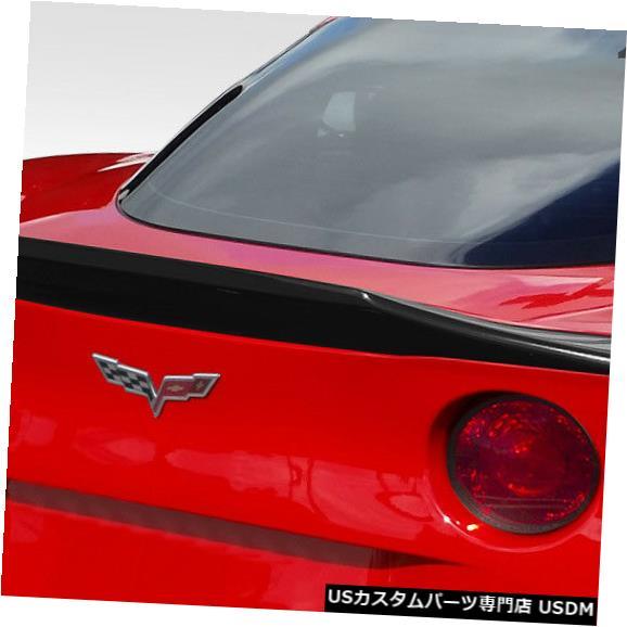 Body Kit-Wing/Spoiler 05-13シボレーコルベットGTCデュラフレックスボディキット-ウィング/スポイル er !!! 113683 05-13 Chevrolet Corvette GTC Duraflex Body Kit-Wing/Spoiler!!! 113683