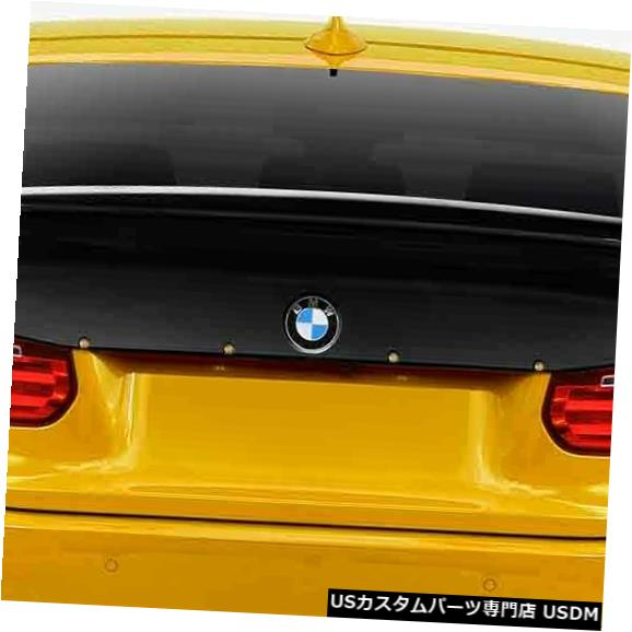 Body Kit-Wing/Spoiler 12-18 BMW 3シリーズC-Spec Duraflexボディキット-ウィング/スポイル er !!! 114614 12-18 BMW 3 Series C-Spec Duraflex Body Kit-Wing/Spoiler!!! 114614