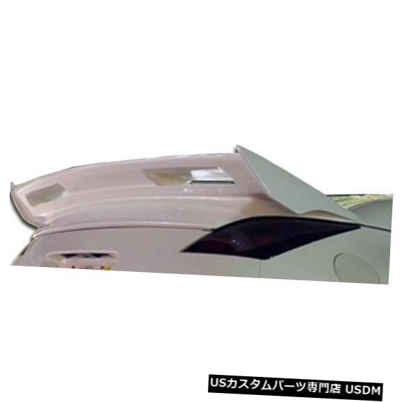 Body Kit-Wing/Spoiler 03-08日産350Z 2DR J-Spec Duraflexボディキットに適合-ウィング/スポイル er !!! 104979 03-08 Fits Nissan 350Z 2DR J-Spec Duraflex Body Kit-Wing/Spoiler!!! 104979