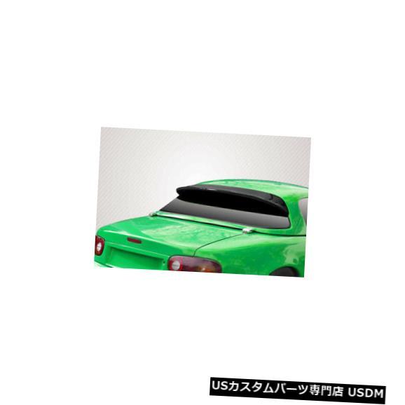 Body Kit-Wing/Spoiler 90-97マツダミアタデーモンハードトップカーボンファイバーボディキット-ウィング/スポイル er !!! 115549 90-97 Mazda Miata Demon Hard Top Carbon Fiber Body Kit-Wing/Spoiler!!! 115549