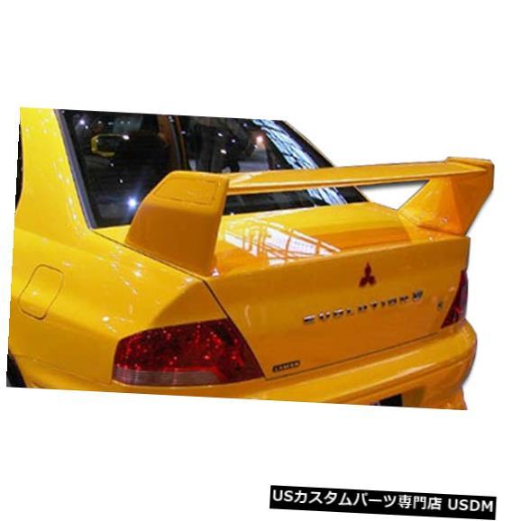 Body Kit-Wing/Spoiler 02-07三菱ランサーEVO 7デュラフレックスボディキット-ウィング/スポイル er !!! 103196 02-07 Mitsubishi Lancer EVO 7 Duraflex Body Kit-Wing/Spoiler!!! 103196