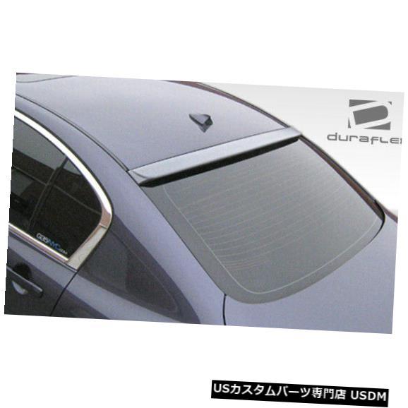 Body Kit-Wing/Spoiler 07-13 Infiniti G Sedan 4DR GT Spec Duraflex Body Kit-Wing / Spoilに適合 er !!! 105952 07-13 Fits Infiniti G Sedan 4DR GT Spec Duraflex Body Kit-Wing/Spoiler!!! 105952