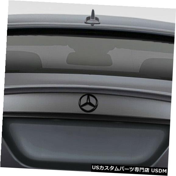 Body Kit-Wing/Spoiler 12-15 Mercedes CLS LR-S Duraflex Body Kit-Wing / Spoil er !!! 113946 12-15 Mercedes CLS LR-S Duraflex Body Kit-Wing/Spoiler!!! 113946