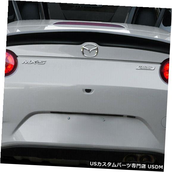 Body Kit-Wing/Spoiler 16-20マツダミアータDスペックデュラフレックスボディキット-ウィング/スポイル er !!! 115387 16-20 Mazda Miata D Spec Duraflex Body Kit-Wing/Spoiler!!! 115387