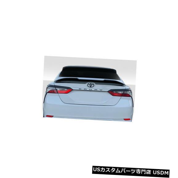 Body Kit-Wing/Spoiler 18-20 Toyota Camry TD3000 Duraflex Body Kit-Wing / Spoil er !!! 115401 18-20 Toyota Camry TD3000 Duraflex Body Kit-Wing/Spoiler!!! 115401