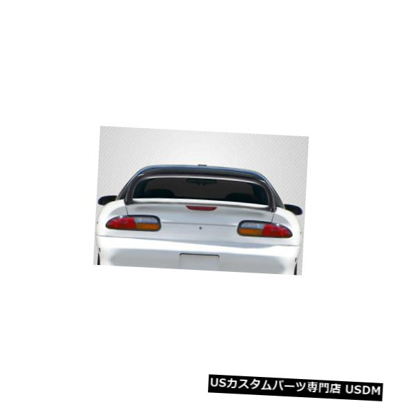 Body Kit-Wing/Spoiler 93-02シボレーカマロスーパーハイカーボンファイバーボディキット-ウィング/スポイル er !!! 115522 93-02 Chevrolet Camaro Super High Carbon Fiber Body Kit-Wing/Spoiler!!! 115522