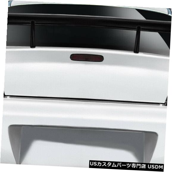 Body Kit-Wing/Spoiler 04-14マツダミアータXスポーツデュラフレックスボディキット-ウィング/スポイル er !!! 114714 04-14 Mazda Miata X Sport Duraflex Body Kit-Wing/Spoiler!!! 114714