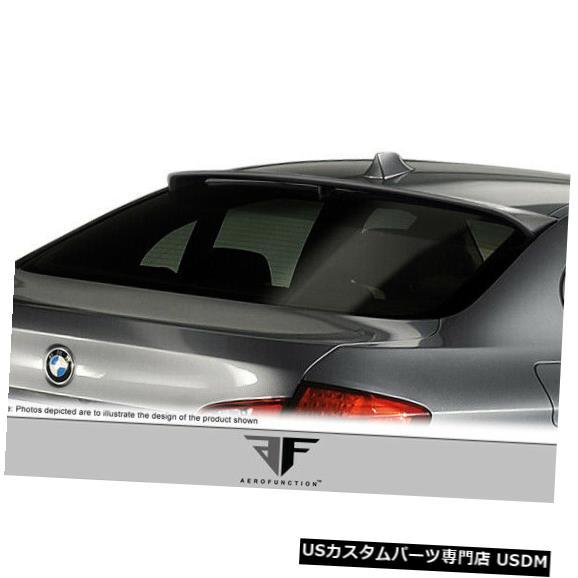 Body Kit-Wing/Spoiler 11-16 BMW 5シリーズ4DR AF-2オーバーストック(GFK)ボディキット-ウィング/スポイル er !!! 108173 11-16 BMW 5 Series 4DR AF-2 Overstock (GFK) Body Kit-Wing/Spoiler!!! 108173