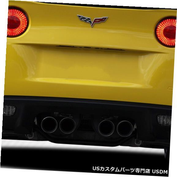 Body Kit-Wing/Spoiler 05-13シボレーコルベットGTCカーボンファイバークリエーションズボディキット-ウィング/スポイル er 113682 05-13 Chevrolet Corvette GTC Carbon Fiber Creations Body Kit-Wing/Spoiler 113682
