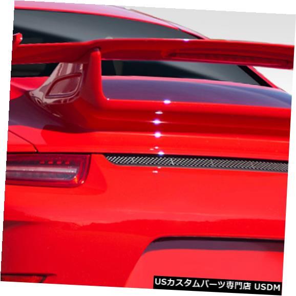 Body Kit-Wing/Spoiler 12-15 Porsche 991 GT3 Duraflex Body Kit-Wing / Spoil er !!! 113580 12-15 Porsche 991 GT3 Duraflex Body Kit-Wing/Spoiler!!! 113580