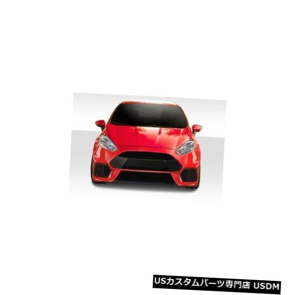Spoiler 14-19フォードフィエスタRSデュラフレックスフロントボディキットバンパー!!! 114487 14-19 Ford Fiesta RS Duraflex Front Body Kit Bumper!!! 114487