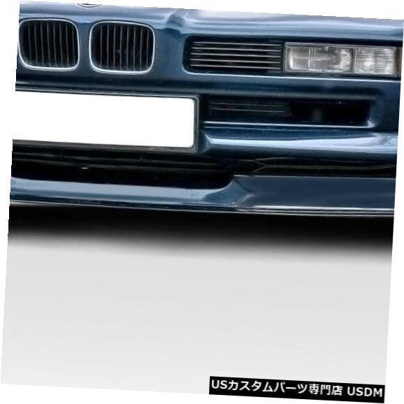 Spoiler 91-97 BMW 8シリーズAlpine Duraflexフロントバンパーリップボディキット!!! 114188 91-97 BMW 8 Series Alpine Duraflex Front Bumper Lip Body Kit!!! 114188