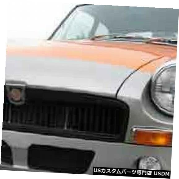 Spoiler 62-80 BMC MGB GTスタイルKBDウレタンフロントボディキットバンパーリップ!!! 37-6026 62-80 BMC MGB GT Style KBD Urethane Front Body Kit Bumper Lip!!! 37-6026