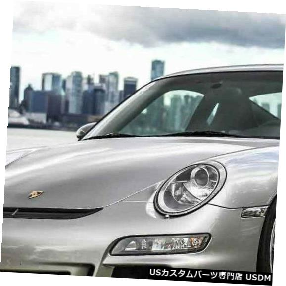 Spoiler 05-08ポルシェ997 GT GT-3ルックKBDウレタンフロントボディキットバンパー+リップ!!! 37-2147 05-08 Porsche 997 GT GT-3 Look KBD Urethane Front Body Kit Bumper+Lip!!! 37-2147