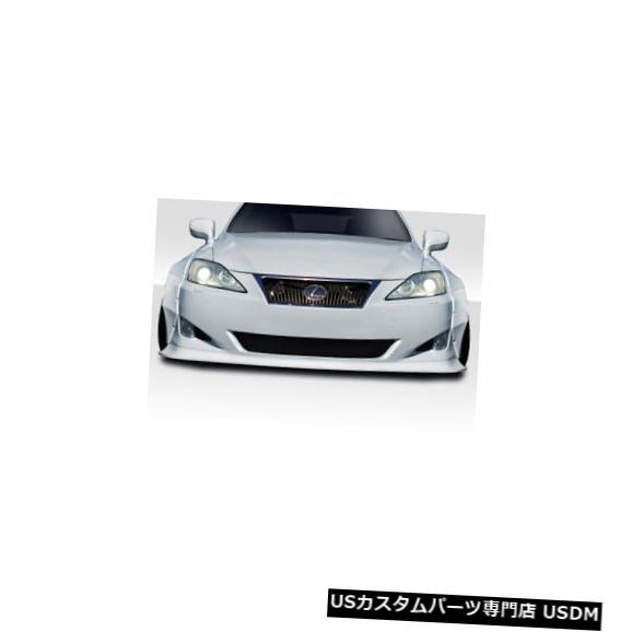 Spoiler 06-08レクサスIS MSR Duraflexフロントバンパーリップボディキット!!! 115279 06-08 Lexus IS MSR Duraflex Front Bumper Lip Body Kit!!! 115279