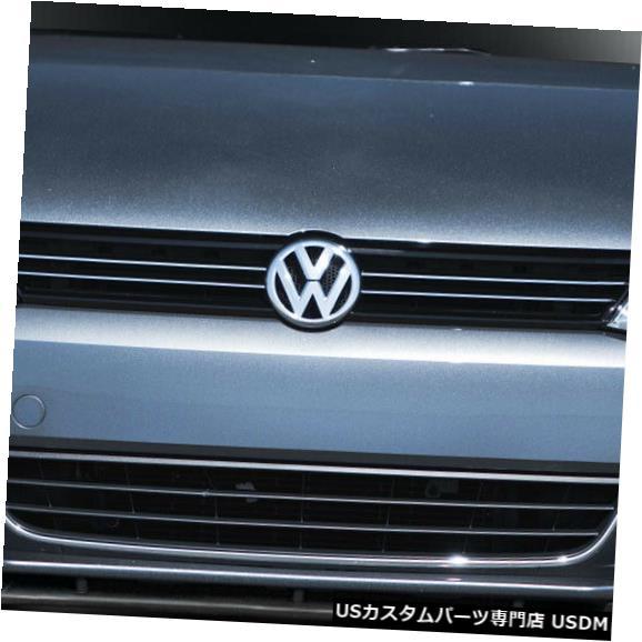 Spoiler 11-14フォルクスワーゲンジェッタマックスデュラフレックスフロントバンパーリップボディキット!!! 114976 11-14 Volkswagen Jetta MAX Duraflex Front Bumper Lip Body Kit!!! 114976