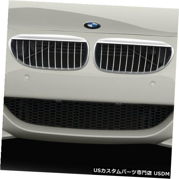 Spoiler 06-10 BMW 6シリーズMパフォーマンスデュラフレックスフロントバンパーアドオンボディキット!! 115162 06-10 BMW 6 Series M Performance Duraflex Front Bumper Add Ons Body Kit!! 115162