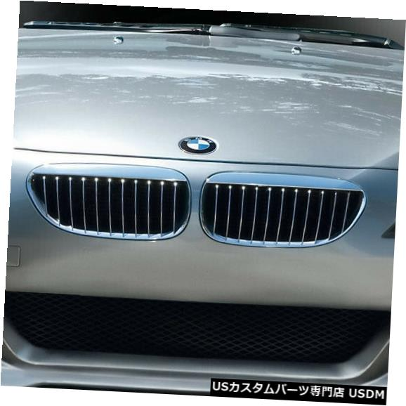 Spoiler 04-10 BMW 6シリーズLMS Duraflexフロントボディキットバンパー!!! 114723 04-10 BMW 6 Series LMS Duraflex Front Body Kit Bumper!!! 114723