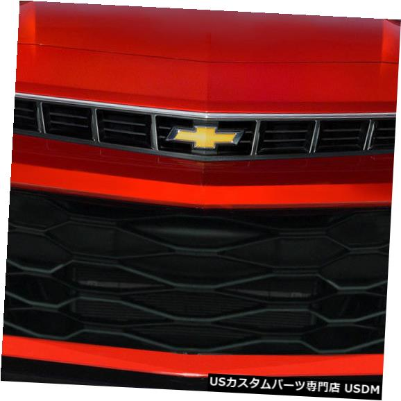 Spoiler 14-15シボレーカマロZL1 V2デュラフレックスフロントボディキットバンパー!!! 114491 14-15 Chevrolet Camaro ZL1 V2 Duraflex Front Body Kit Bumper!!! 114491